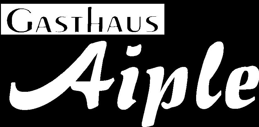 Aiple Logo Weiß